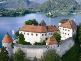 Panorama Photo Tour: Slovenian Alps with Bled and Bohinj Lake