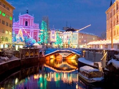 Ljubljana Panoramic Tour